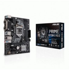 mb Asus Prime H310M-D PRIME CORE I3/I5/I7 LGA 1151 PER CPU SERIE 8 9