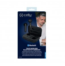 Celly True Wireless Earbuds BUZ1BK