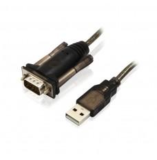 EW1116 CONVERTITORE DA USB 2.0 A SERIALE 9 PIN MASCHIO