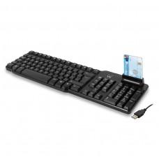 EW3251 Tastiera USB con Lettore di Smart Card integrato