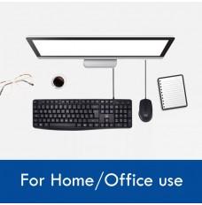 EW3005 Set tastiera e mouse con digitazione silenziosa