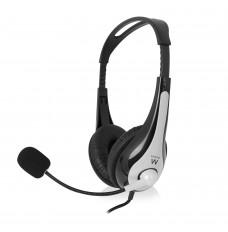 EW3562 Cuffie stereo con microfono e controllo volume