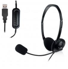 EW3568 Cuffie USB con microfono