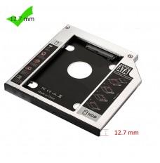 EW7005 Adattatore HDD/SSD SATA III per drive CD/DVD/Blu-Ray 12.7mm