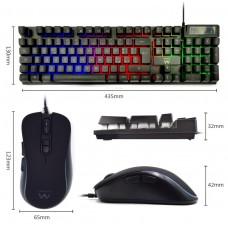PL3200 Set tastiera e mouse Gaming