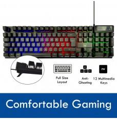 PL3317 Tastiera Gaming illuminata