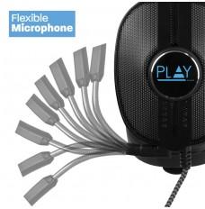 PL3321 Cuffie da gioco con microfono e LED RGB