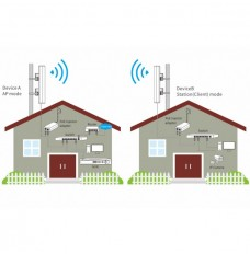 Tenda MOD.NT-O6 access point wireless lungo raggio 10km