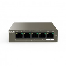 Tenda MOD. NT-TEG1105P switch 5 porte 10/100/1000 Poe