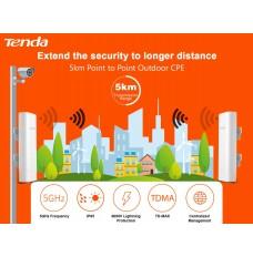 Tenda MOD.NT-O4 access point wireless lungo raggio 5km