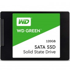 Solide State Disk 2,5 120gb sata3 Wd WDS120G2G0A