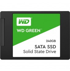 Solide State Disk 2,5 240gb sata3 Wd WDS240G2G0A
