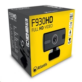 ATLANTIS WEBCAM 1080P P015-F930HD