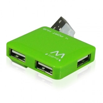 EW1127 MINI HUB USB 2.0 A 4 PORTE