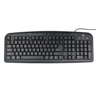EW3126 Tastiera multimediale USB (Layout Italiano)