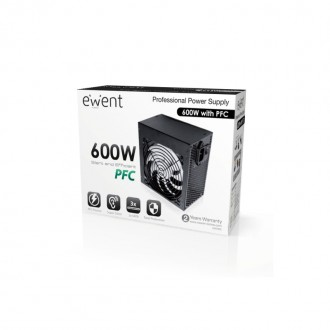 EW3908 Alimentatore Ewent 600W