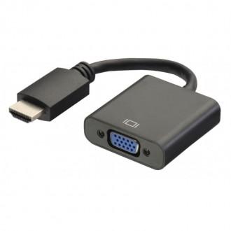 EW9864 CAVO CONVERTITORE DA HDMI A VGA CON AUDIO