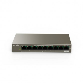 Tenda MOD. NT-TEF1109P-8-63W switch 8 porte 10/100 Poe